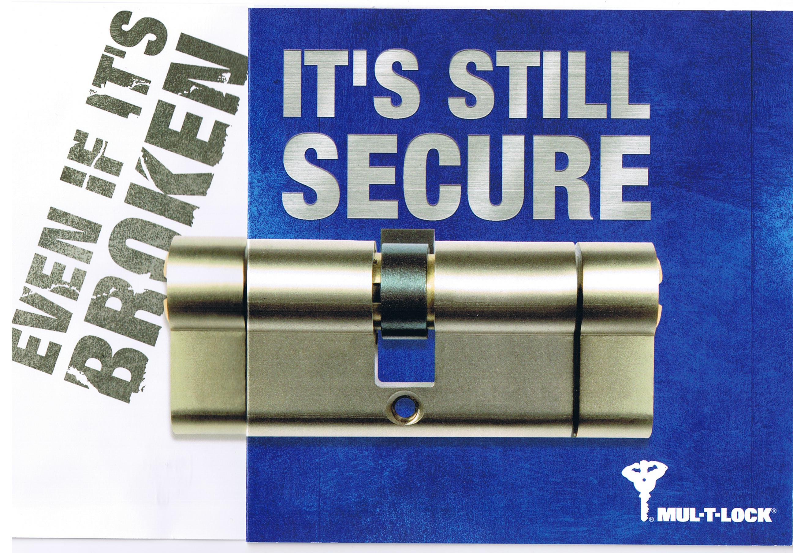 Mul T Lock Break Secure Cylinders Afs Security Afs