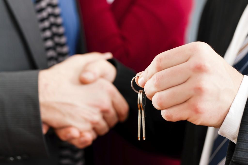 Getting Keys - iStock_000016194071_Medium